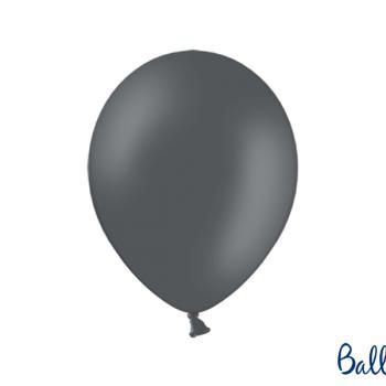 Balony Strong Pastel Grey,10szt.
